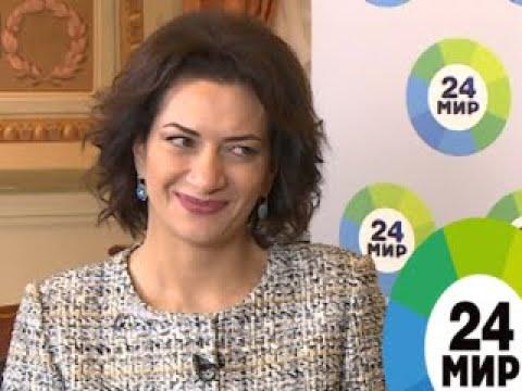 Анна Акопян: как в Армении решают проблемы женщин - МИР 24