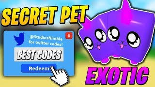 ALL *NEW* CODES FOR ADVENTURE SIMULATOR! (ROBLOX)