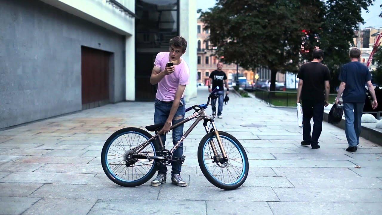 Как купить подержанный велосипед для стрит дерт от Антона .