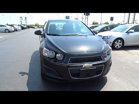 2015 Chevrolet Sonic Columbus London Springfield