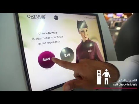 Here's how Qatar's smart airport works
