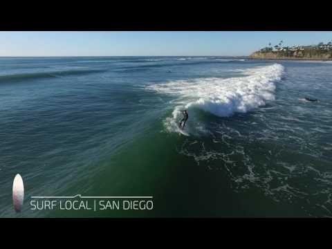 Surf Local | San Diego | PB | Old Mans | 11.29.16