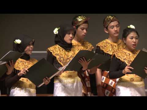 5 Youth Choir   Gambang Suling Ethnic Category