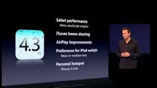 Презентация iPad 2 [русский]. Часть 5. Озвучено роботами