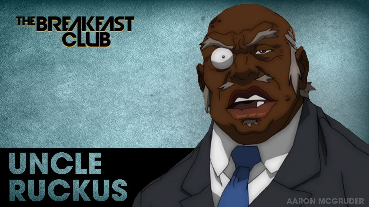 Uncle Ruckus Preaches MAGA, His Dislike For 2020 Candidates + More
