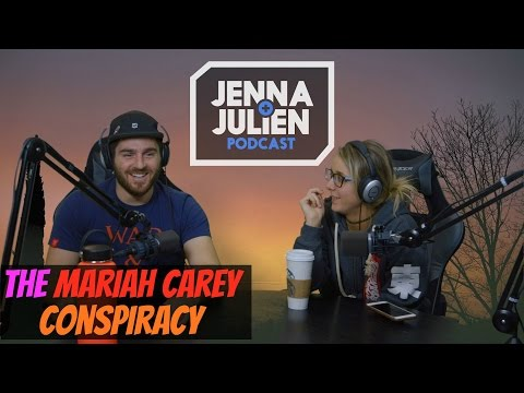 Podcast #122 - The Mariah Carey Conspiracy