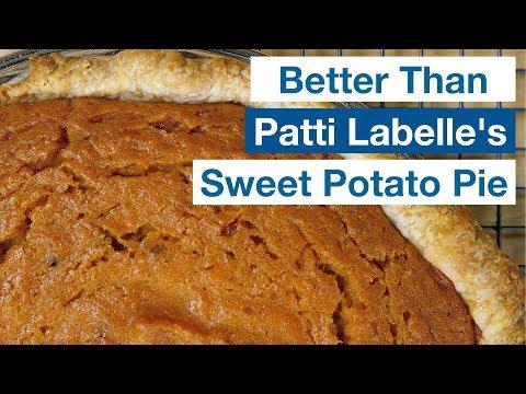 ✅ Better Than Patti LaBelle's Sweet Potato Pie Recipe