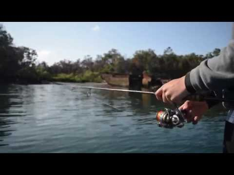 Fishing The Sandy Straits