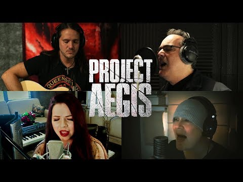 Project Aegis - And the Rest Is Mystery [OFFICIAL VIDEO]