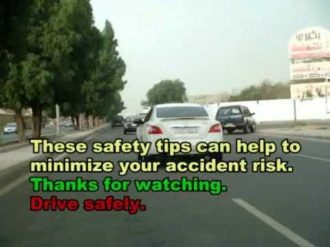 HIGHWAY SAFETY TIPS