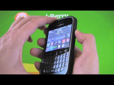 BlackBerry Bold 9930 / 9900 Hard Shell Case