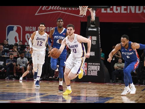 Top 5 Plays of the Night | July 15, 2018 | NBA Summer League
