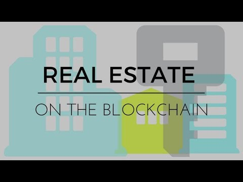 How Blockchain Is Disrupting Real Estate?