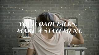 Tame Flyaways in a Beat | Your Hair Talks. Make A Statement