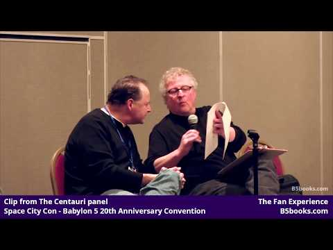 Babylon 5: Stephen Furst (Vir) and Peter Jurasik (Londo) Last Interview Together