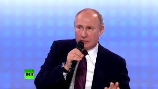 Президент России В.В.Путин преподал российской молодежи - урок из Ислама