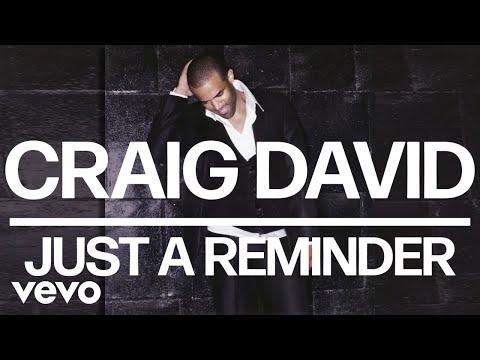 Craig David - Just a Reminder