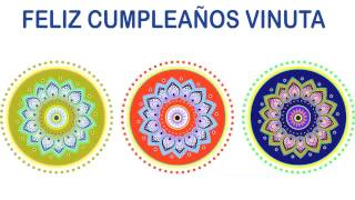 Vinuta   Indian Designs - Happy Birthday
