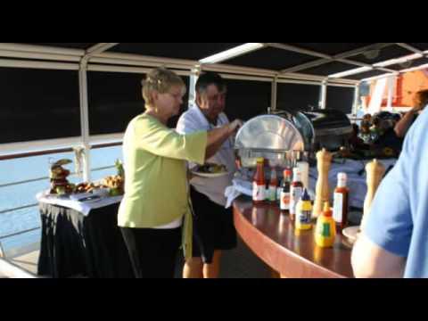 MV Arethusa Overseas Adventure Travel Sundeck Dinner_1.wmv
