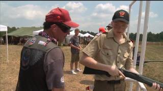 Annual Boy Scouts of America Jamboree at Camp Thunder - NSSF.org