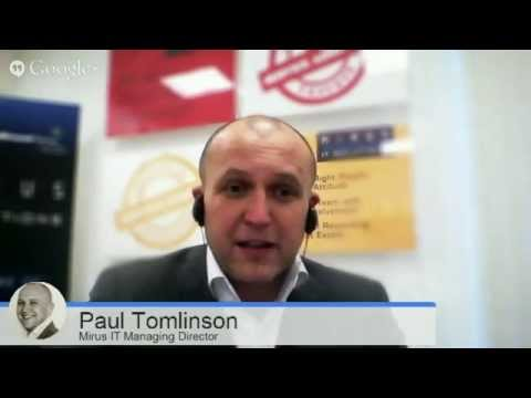 How do you build a £9m Managed Service Provider business? An interview with Paul Tomlinson