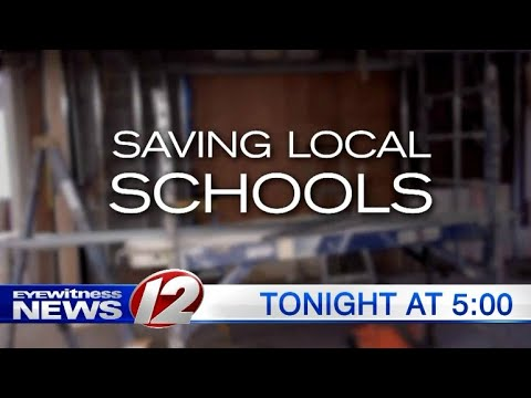 Saving Local Schools: Tonight at 5