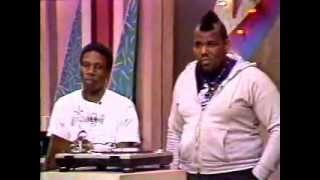how to dj scratch with dj jazzy jay afrika bambaata