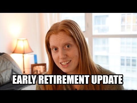 Early Retirement Update - Expected age 46 | Freckle Finance