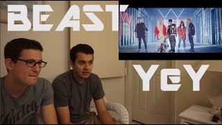 Video BEAST - YeY MV Reaction download MP3, 3GP, MP4, WEBM, AVI, FLV Juli 2018