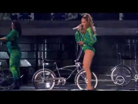Jennifer Lopez - Ain't It Funny ft. Ja Rule (Neighborhood Sessions)
