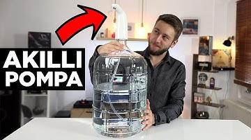Akıllı su pompası inceledik - Taşmaya son!