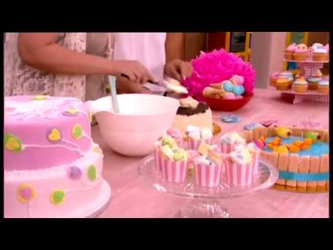 Μες στην καλή χαρά-Η Μαρία Ρωμανιά μας φτιάχνει πρωτότυπες παιδικές τούρτες