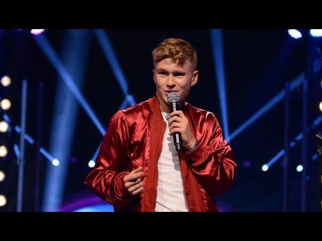 Anton Kroell Treasure Bruno Mars Idol Sverige Tv4