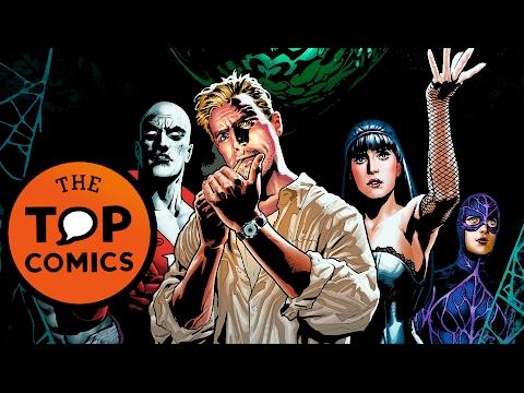 ¿Qué es la Justice League Dark?