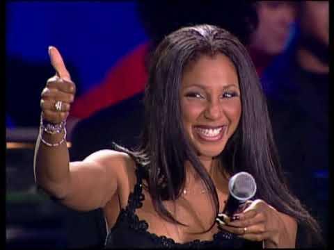 Toni Braxton - Un-break My Heart - Live