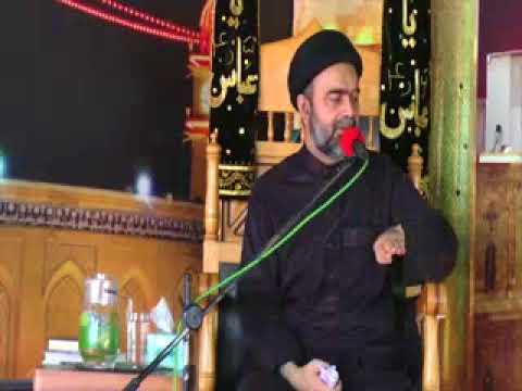 06 Majlis 06 Muharram 1439 2017 Maulana Mohammad Ali Naqvi