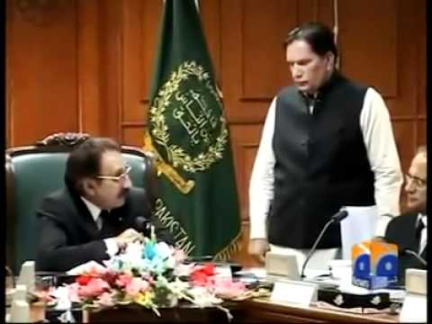Chief Justice of pakistan Questions PEMRA Chairman (Most Watch).mp4