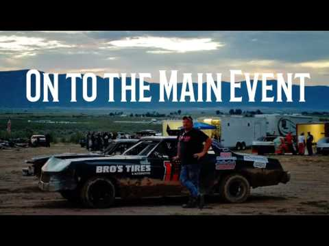 Paige #16ms - Pure Stock - Wild Bill's Raceway - July 2, 2016 - Dirt Track Racing