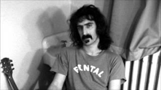 Frank Zappa - Poughkeepsie NY 9 21 78