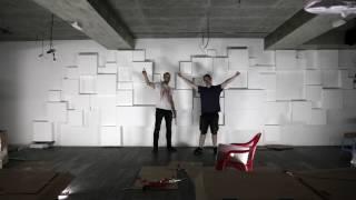 Indigo - Interactive Nightclub Wall