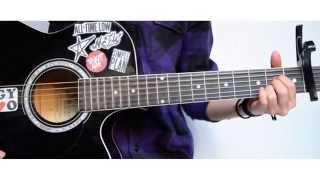 smile r5 tutorial de guitarra