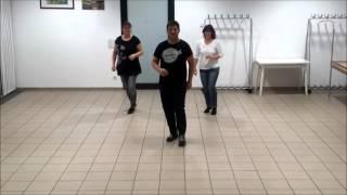 Hula Hoop - Line Dance
