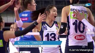 Nootsara TOMKOM Highlights l World's Best Setter