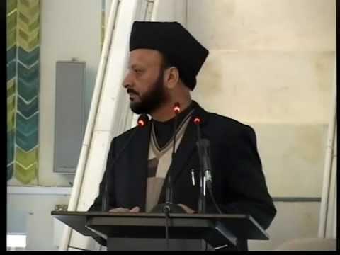Professor Dr Sahibzada Pir Sajid-ur-Rahman(Juma Tul Mubarak Faisal Masjid)6/1/12