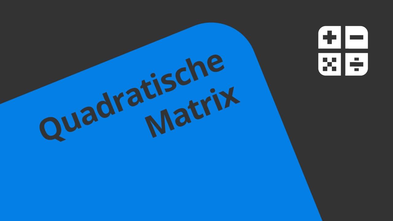 Bild Einer Matrix