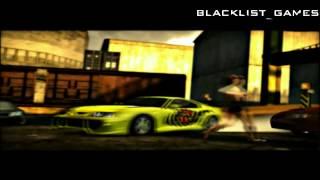 Need for Speed Most Wanted 2005: Все ролики из игры / Полный фильм