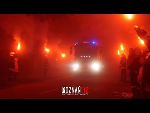 OSP Komorniki - Powitanie Nowego Wozu GBA Volvo | Ochotnicza Straż Pożarna W Komornikach