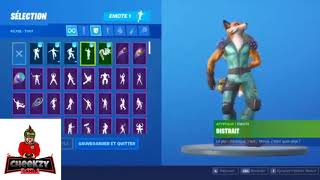 PROCHAINS SKINS AND OTHERS (FORTNITE)