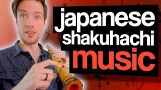 Japanese Music Notation (shakuhachi music)