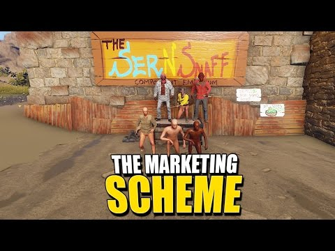 The Snaff N' Ser Marketing Scheme (Rust)